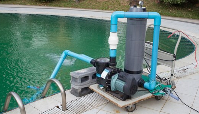 Pool Booster Pump